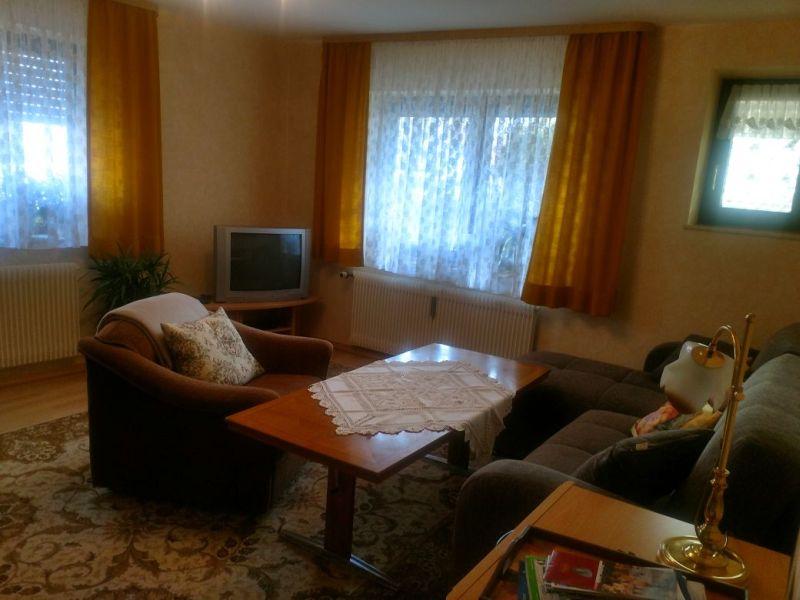 Wohnzimmer wrzburg blick aus dem wohnzimmer zentrale for Wurzburg pension mit fruhstuck